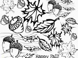 Free Fall Coloring Pages for Adults Free Fall Coloring Pages Beautiful Fall Coloring Pages 0d Page for
