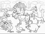 Free Farm Scene Coloring Pages Approved Free Farm Scene Coloring Pages astonishing Animal with