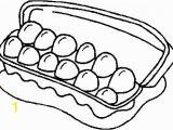 Free Food Coloring Pages Kleuterdigitaal Kp Eten Eieren
