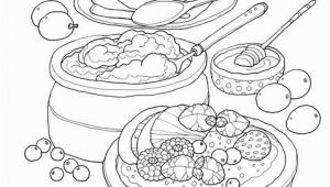 Free Food Coloring Pages Waves Of Color