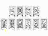 Free Give Thanks Coloring Pages Adult Coloring Pages