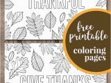 Free Give Thanks Coloring Pages Thanksgiving Coloring Pages Free Printable