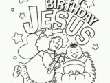 Free Happy Birthday Jesus Coloring Pages Happy Birthday Jesus Clip Art