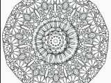 Free Holiday Coloring Pages for Adults 22 Inspirational S Printable Mandala Coloring Sheet