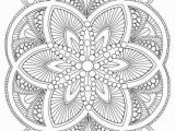 Free Mandala Coloring Pages for Adults Printables Mandala Coloring Pages New Mandala Coloring Fetching Free Printable