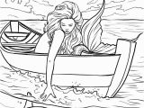 Free Mermaid Coloring Pages for Adults Mermaid Coloring Pages for Adults Best Coloring Pages