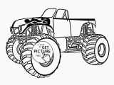 Free Monster Truck Coloring Pages Monster Truck with An Open top Coloring Page for Kids