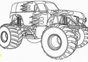 Free Monster Truck Coloring Pages to Print Get This Printable Monster Truck Coloring Pages