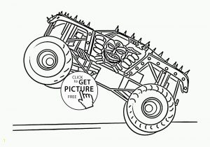 Free Monster Truck Coloring Pages to Print Monster Truck Max D Coloring Page for Kids Transportation