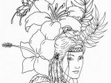 Free Native American Indian Coloring Pages Native American Designs Coloring Pages Printables