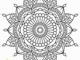 Free Nature Coloring Pages for Adults Printable Coloring Pictures Mandala Printable Mandala