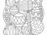Free Online Christmas Coloring Pages for Adults 33 Free Line Christmas Coloring Pages