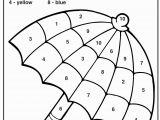 Free Online Color by Number Pages Free Printable Color by Number Coloring Pages Best
