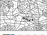 Free Online Color by Number Pages Owl Color by Number
