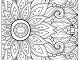 Free Online Coloring Pages for Adults Flowers Flower Coloring Pages for Adults at Getdrawings