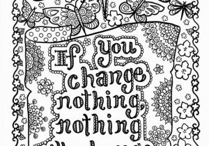 Free Online Coloring Pages to Print for Adults 5 Pages Instant Download Be Brave Coloring Book Inspirational Art to