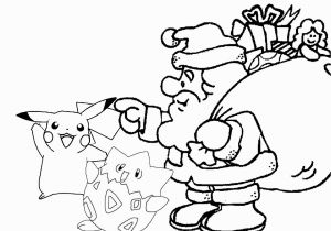 Free Pokemon Christmas Coloring Pages How to Draw Christmas Pokemon