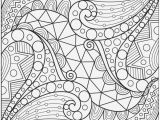 Free Printable Abstract Coloring Pages for Adults 78 Cool Graphy Coloring for Adults Book