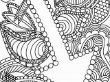 Free Printable Abstract Coloring Pages for Adults Abstract Coloring Page for Adults High Resolution Free