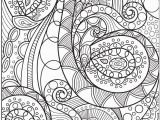 Free Printable Abstract Coloring Pages for Adults Abstract Coloring Page On Colorish Coloring Book App for