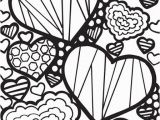 Free Printable Abstract Coloring Pages for Adults Free Printable Abstract Adult Coloring Pages – Colorings