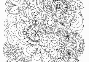 Free Printable Advanced Coloring Pages for Adults Flowers Abstract Coloring Pages Colouring Adult Detailed Advanced