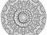 Free Printable Advanced Mandala Coloring Pages Advanced Mandala Clipart Clipground