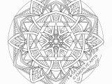 Free Printable Advanced Mandala Coloring Pages Mandala Coloring Pages Advanced Level Printable at