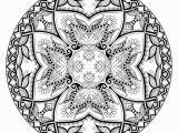 Free Printable Advanced Mandala Coloring Pages Mandala Coloring Pages Advanced Level Printable Coloring