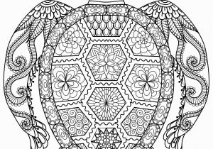 Free Printable Animal Coloring Pages for Adults Advanced 20 Gorgeous Free Printable Adult Coloring Pages …