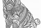Free Printable Animal Coloring Pages for Adults Advanced Animal Coloring Pages Pdf Coloring Animals