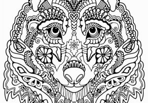 Free Printable Animal Coloring Pages for Adults Advanced Pattern Animal Coloring Pages and Print for Free