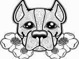 Free Printable Animal Coloring Pages for Adults Only Free Dog Coloring Pages for Adults