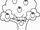 Free Printable Apple Tree Coloring Pages Apple Core Coloring Page at Getcolorings
