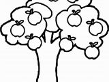 Free Printable Apple Tree Coloring Pages Apple Tree Coloring Page at Getcolorings