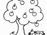 Free Printable Apple Tree Coloring Pages Apple Tree to Color Coloring Home