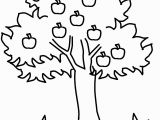 Free Printable Apple Tree Coloring Pages Free Printable Apple Coloring Pages for Kids