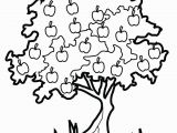 Free Printable Apple Tree Coloring Pages Free Printable Tree Coloring Pages for Kids
