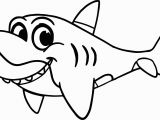 Free Printable Baby Shark Coloring Pages Best Coloring Shark Printable Property Free Preschool