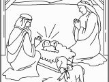 Free Printable Bible Christmas Coloring Pages Pin On for the Kids