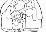 Free Printable Bible Coloring Pages Samuel Hannah Brought Samuel to Eli Sunday School Pinterest
