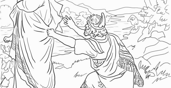 Free Printable Bible Coloring Pages Samuel Samuel Rechaza A Saºl Coloring Pages Religion