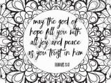 Free Printable Bible Verse Coloring Pages 12 Bible Verse Coloring Pages Instant by