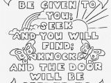 Free Printable Bible Verse Coloring Pages Pin On Kids Crafts