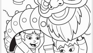 Free Printable Chinese New Year Coloring Pages Chinese New Year Dragon Coloring Page