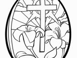 Free Printable Christian Easter Coloring Pages Pinterest