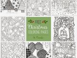 Free Printable Christmas Coloring Pages Candy Canes Christmas Coloring Pages Adults Cool Gallery Free Coloring Pages