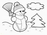 Free Printable Christmas Coloring Pages for Preschool Christmas Coloring Pages for Kindergarten Best Free Christmas