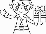 Free Printable Christmas Elf Coloring Pages Christmas Elf Drawing at Getdrawings