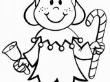Free Printable Christmas Elf Coloring Pages Elf Coloring Pages